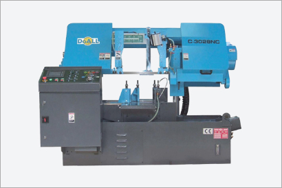 CNC ZAGA DOALL tip C-3028NC